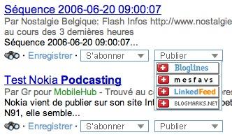 Les fonctions RSS avancées du moteur de recherche Ask.com
