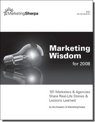 livre marketing wisdom 2008