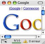 Popup Google