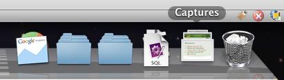 Une solution simple pour accélérer la manière de faire des captures d'écran sous mac OSX