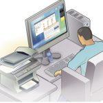Le poste de travail ergonomique - © 01Net