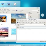 L'utilisation des fenêtres sous KDE - © Linux Bidouille