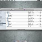 Le Finder sous OS X