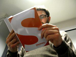 Le smashing book, parfait pour se ressourcer !