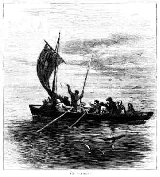 Le navire LunaWeb