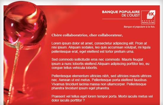 Banque Populaire : Stratégie Marketing Online