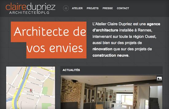 Claire Dupriez Architecture