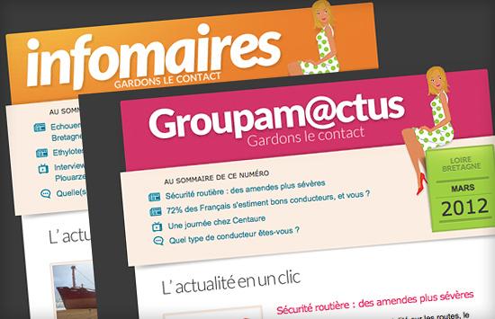 Groupamactus / Infomaires