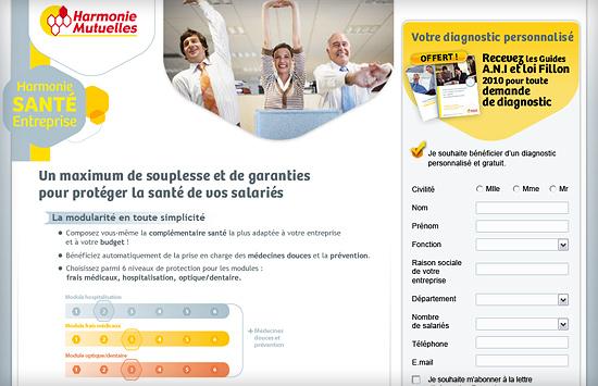 Harmonie Santé Entreprise