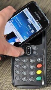Le payement mobile via la technologie NFC