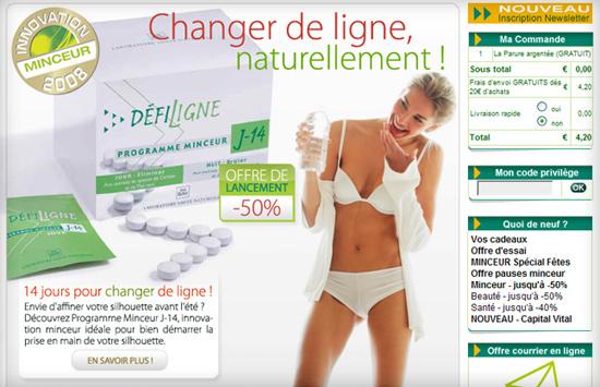 Laboratoire Santé Naturelle Yves Rocher