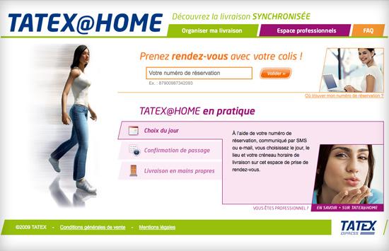 Tatex@home