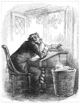 Frustred-writer