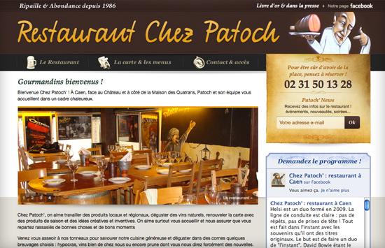 Restaurant Chez Patoch'