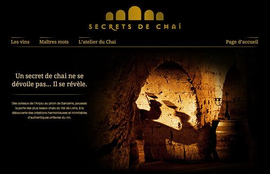 Secrets de Chai