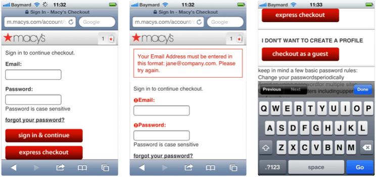 L'aaccès au compte invité : une option bien cachée ! - source : mashingmagazine.com