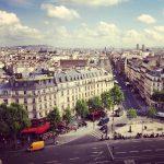 Vue parisienne de notre atelier clients
