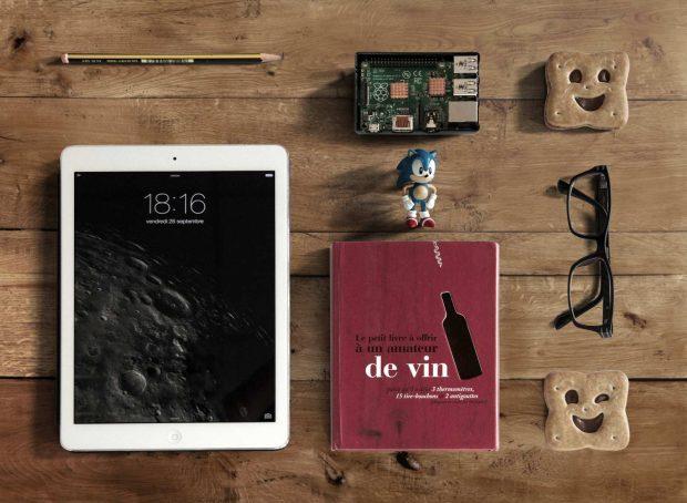Les objets fétiches de Guillaume Lammerant, chef de projet chez LunaWeb