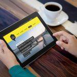 Site web pour Le Grand Débat Nantais en Responsive Design