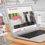 Site web pour le Lycée Jeanne d'Arc en Responsive Design