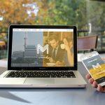 Site web pour Le Mabilay France en Responsive Design