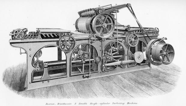 gravure imprimerie
