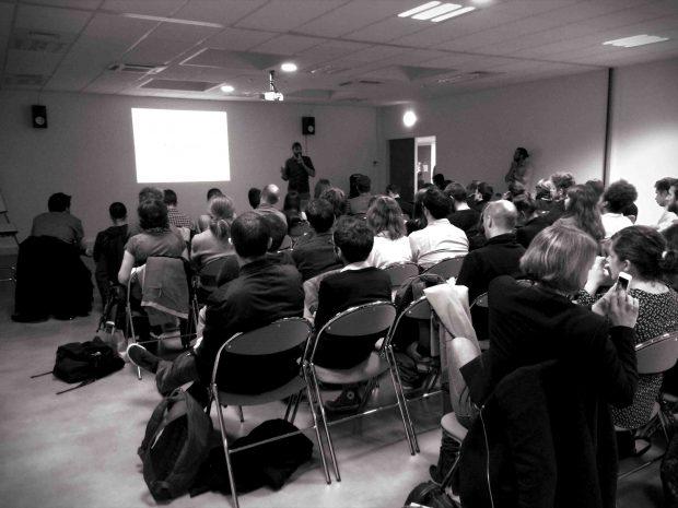 UX Deiz avec le collectif UX Rennes et l'équipe LunaWeb autour de la notion d'expérience utilisateur