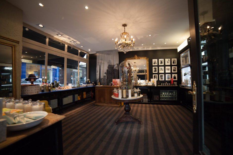 Magasin La Maison du Parfum à Rennes en collaboration avec Agence LunaWeb