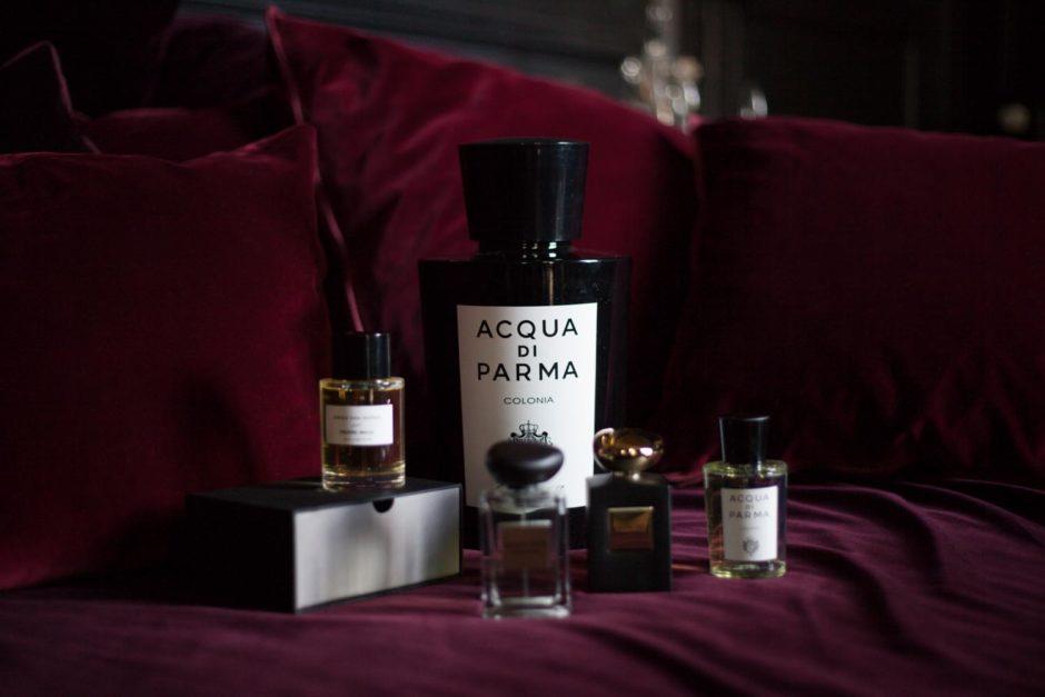 Gamme de produits cosmétique de La Maison du Parfum