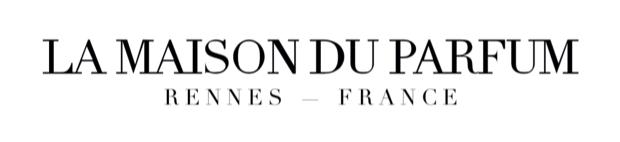 logo de la maison du parfum à rennes