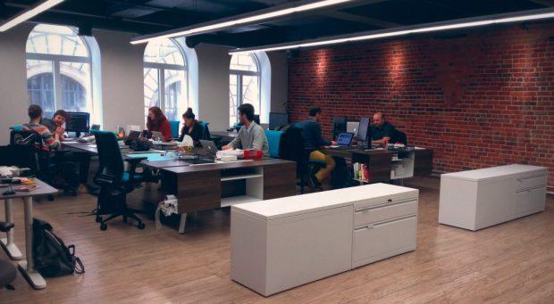 Visite de l'entreprise Clever Today à Montréal