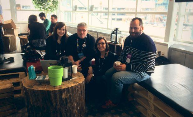 Les experts de l'UX présents au Web à Quebec avec l'Agence LunaWeb