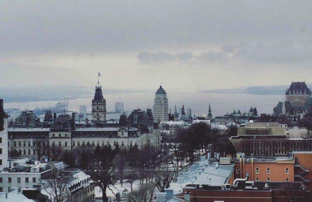 Les habitants de Quebec ont chaleureusement accueillis l'Agence LunaWeb.
