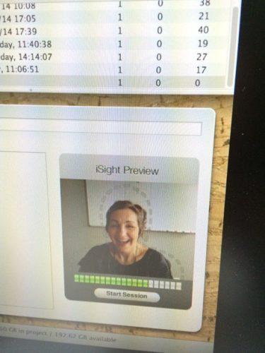 Initialisation d'un test utilisateur chez LunaWeb