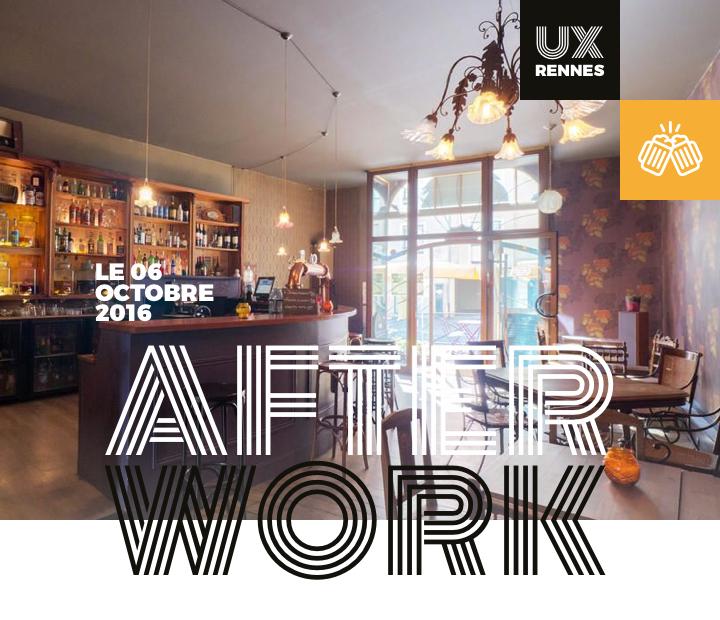 Collectif de partage sur l'UX avec l'association UX Rennes