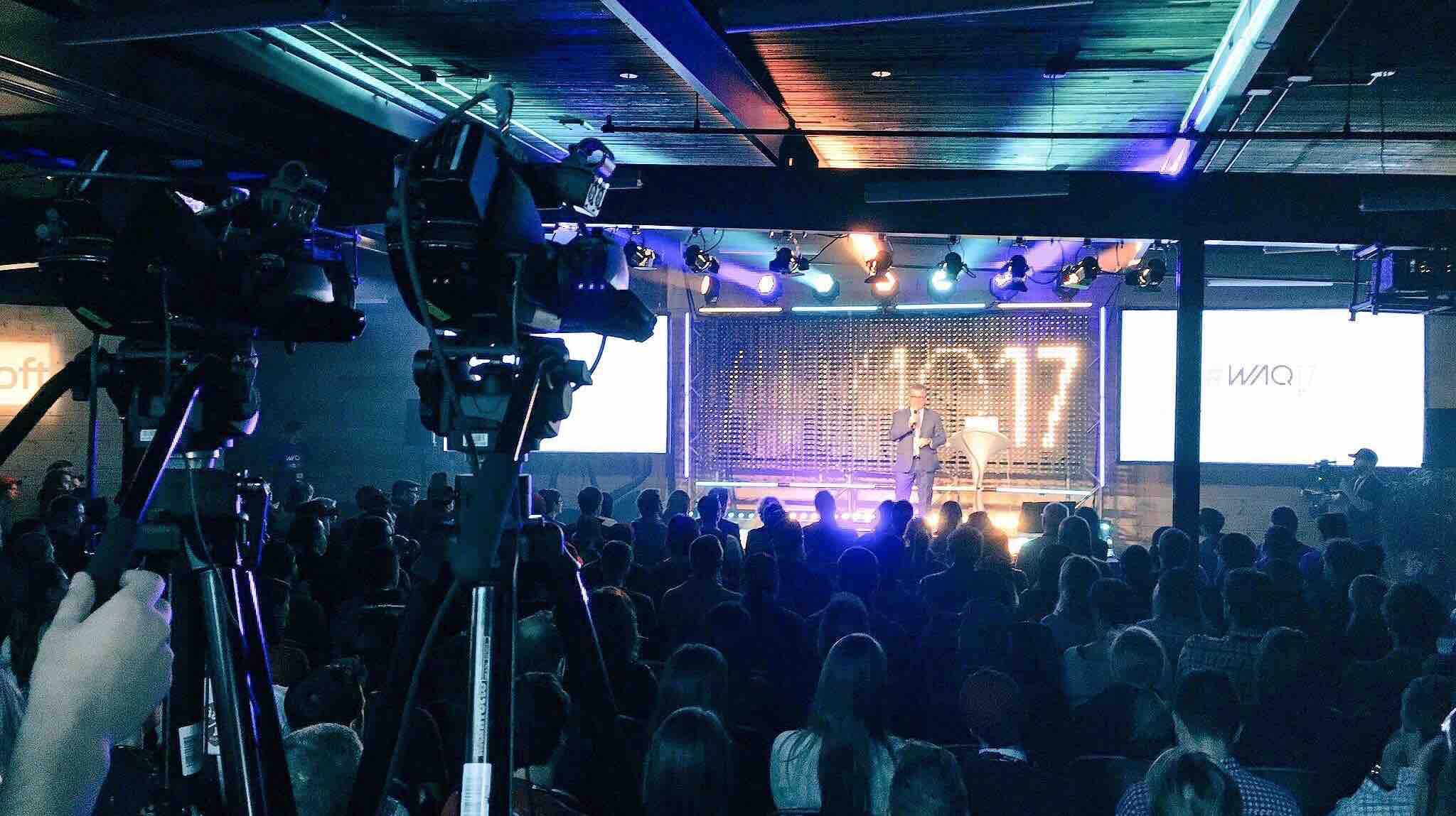 Festival Web à Québec au Cananda, LunaWeb a participé à l'édition 2017