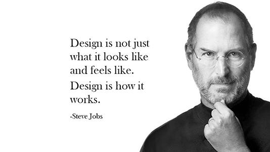 Apple, pionniers de l'ergonomie