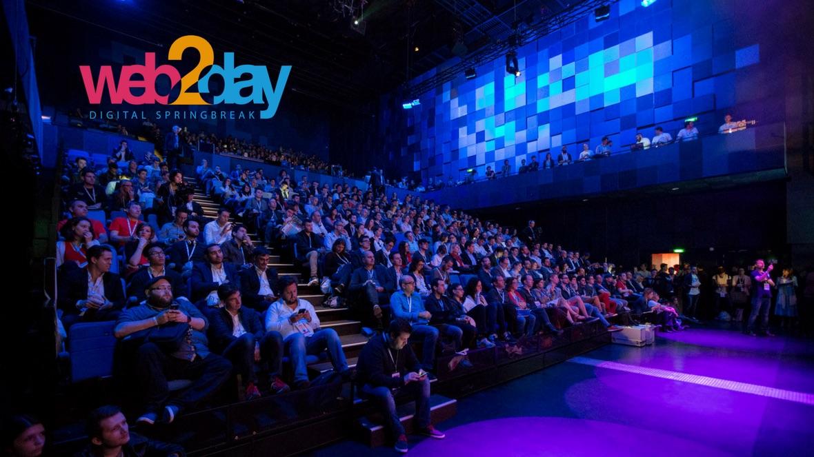 Une salle comble au Web2day 2017, des sujets passionnants autour du numérique