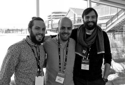 Rencontre entre Nicolas Baldovini de chez lg2 et l'Agence LunaWeb