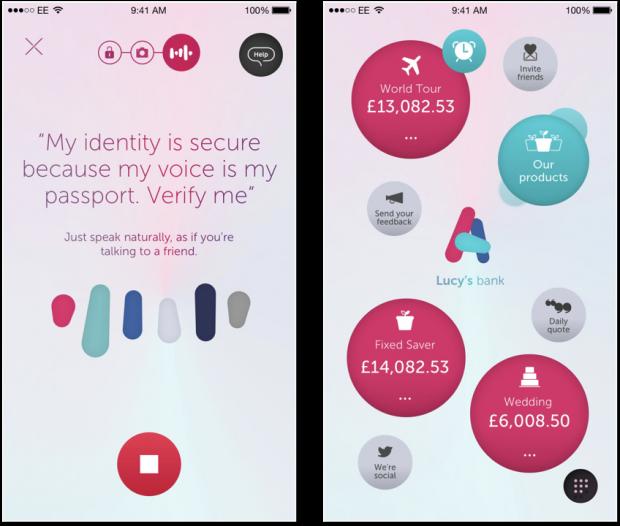 appli mobile bancaire ux