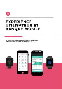 """""""Expérience utilisateur et banque mobile"""" une étude menée par Word Appeal."""
