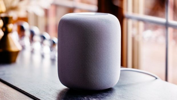 Enceinte Apple Homepod avec assistant vocal Siri
