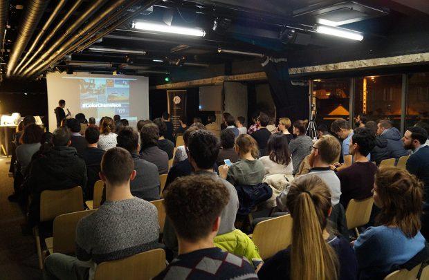 Conférence de Tony Aubé pour UX Deiz - LunaWeb