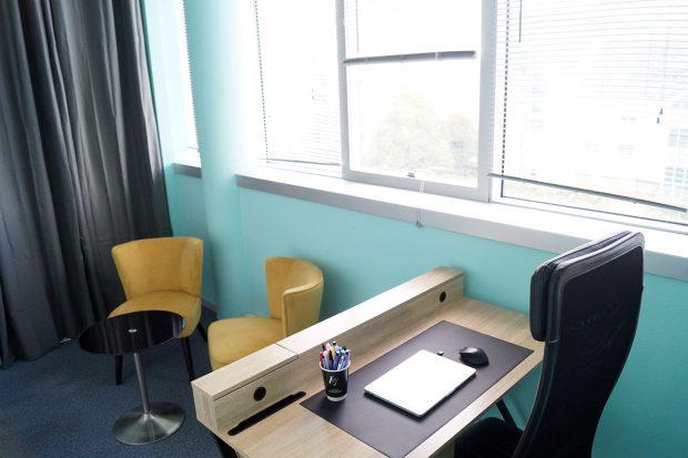 Nouvel aménagement en cours dans notre Agence à Rennes - LunaWeb
