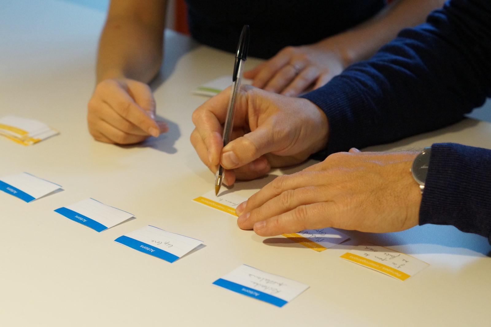 Le Design Thinking au service de vos enjeux stratégiques