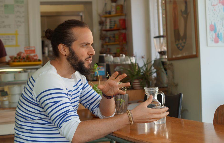Damien Legendre, Designer UX / UI à l'Agence LunaWeb