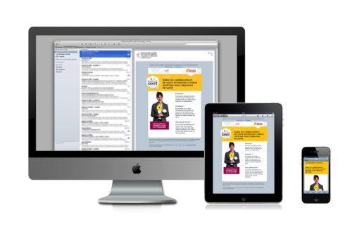 Email confirmation marketing automation expérience client