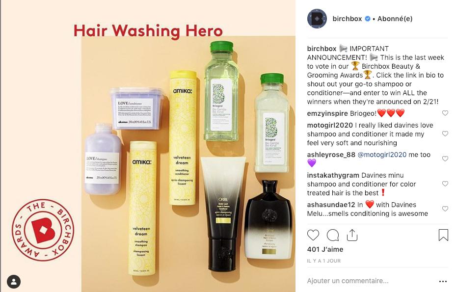 Réseaux-sociaux-birchbox-instagram
