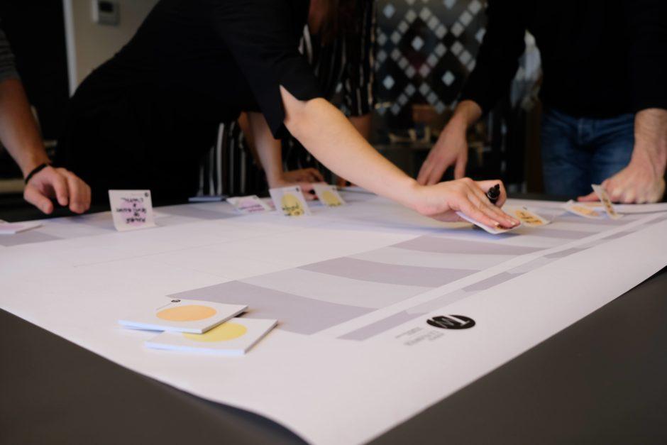 atelier ux phase ideation lunaweb
