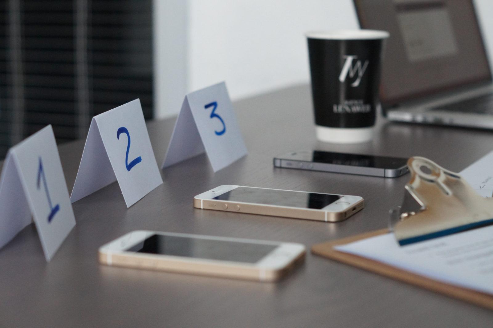Audit de sites mobiles par LunaWeb